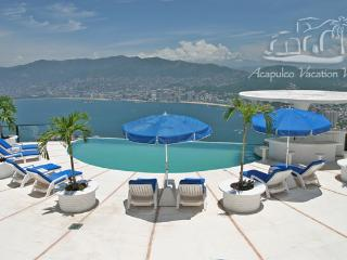ACA - BLKY5 At the top and above the rest, comfortable one floor villa - Acapulco vacation rentals