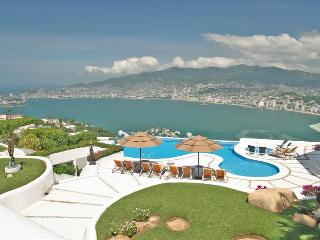 ACA - AML06  - Cozy and stylish property, at the top of the Hill, marvelous bay and ocean views. - Acapulco vacation rentals