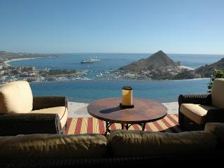 With expansive views of downtown Cabo San Lucas and the stunning Sea of Cortez - Cabo San Lucas vacation rentals