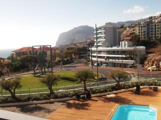 Modern apartment in private condominium, solarium, pool and  private parking - Funchal vacation rentals