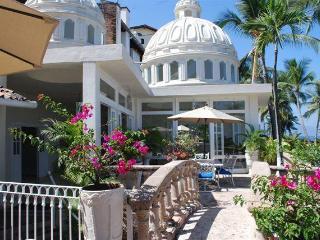 Luxury Beachfront Villa 4 or 5 Br Lowest Rates - Puerto Vallarta vacation rentals