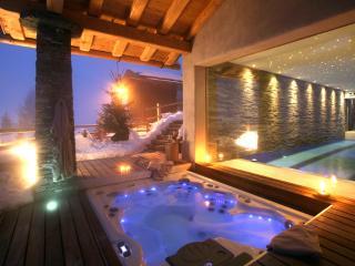 Beautiful 5 bedroom Chalet in Verbier with Deck - Verbier vacation rentals