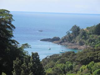 Waiheke island; Waiheke beachstay at Hekerua - Surfdale vacation rentals