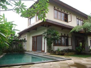 Villa Puja Ubud, with peaceful ricefield views - Ubud vacation rentals
