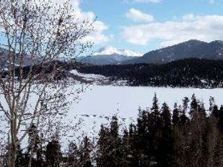 Great views and comfort!  World class skiing just minutes away! - Dillon vacation rentals