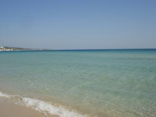 Studio 250 m. beach & sea view - Santa Maria di Leuca vacation rentals
