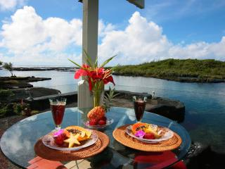 Oceanfront Jewel by the Sea - Mika Lani - Snorkel - Pahoa vacation rentals