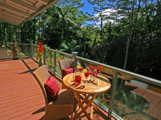 Beautiful 1 bedroom Cottage in Hilo with Deck - Hilo vacation rentals
