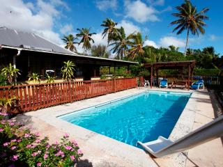 Captains Retreat, Rarotonga - A Family Home - Rarotonga vacation rentals