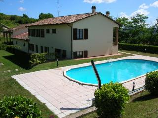 Ca`Urbino - Single house with 12 sleeps - Tavullia vacation rentals