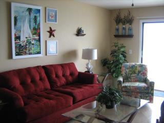 Recently Remodeled 1 Bedroom Oceanfront Condo with Pool - Panama City Beach vacation rentals