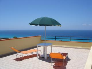 Modern Zambrone apartment with unspoilt sea views - Zambrone vacation rentals