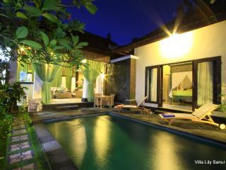 Villa Lily Sanur Bali - Close to the Ocean - Sanur vacation rentals