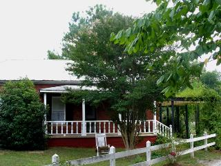 Historic Cottage Railroad Station masters home - Greensboro vacation rentals