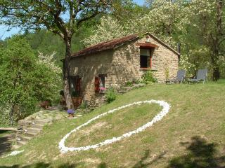 La Casetta, cottage in the forest, 2-3 guests - Casola Valsenio vacation rentals
