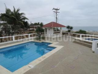 House For Rent At Punta Blanca, Santa Elena, Ecuador, Beach Front. - Manglaralto vacation rentals