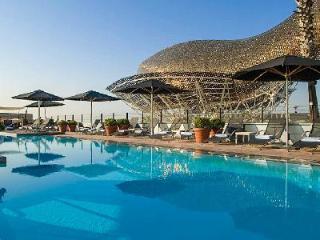 Refined Hotel Arts Barcelona 3 Bedroom with staff, amenities & free Mini Cabrio - Barcelona vacation rentals
