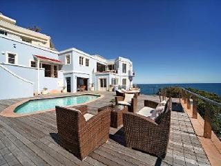 Mediterranean-Style Villa with Pool Overlooking the Atlantic Ocean - San Michele - Western Cape vacation rentals