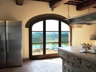 Lovely 5 bedroom Montaione Villa with Internet Access - Montaione vacation rentals