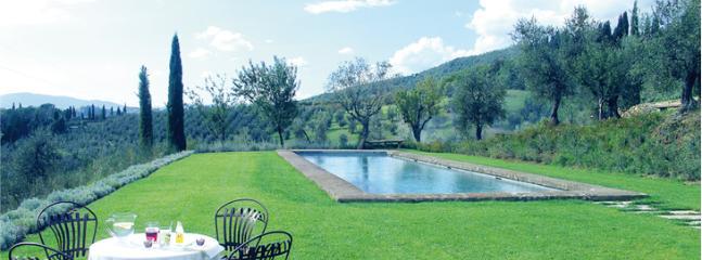 swimming pool - la giara - Florence - rentals