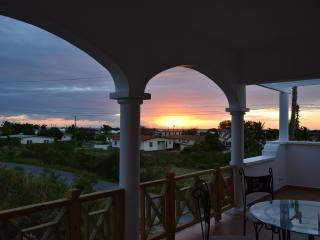New condo with large balcony - Oistins vacation rentals