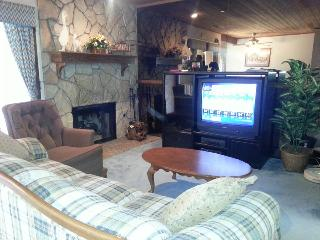Living room - BIG BEAR LAKE CONDO RENTAL - Big Bear Lake - rentals