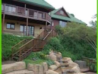 Front view - Aloe Ridge - self catering apartment - Gillitts - rentals