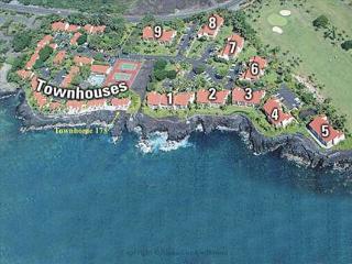 Keauhou Surf & Racquet's best secret - 8-103 Call! - Kailua-Kona vacation rentals