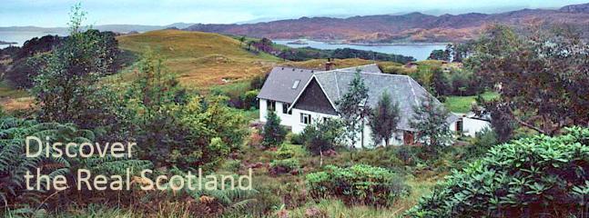 Marino Lodge - Marino Lodge - Lochailort - rentals