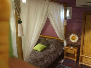 Love Nest: Cottage, Wooden Terrace and Private SPA - Les Anses d'Arlet vacation rentals
