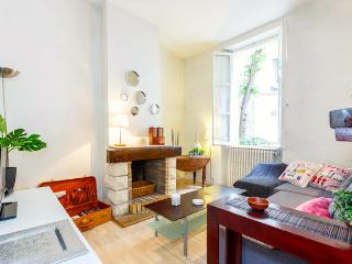 2r, Fireplace, Calm, Tour Eiffel - Champs de Mars - Paris vacation rentals