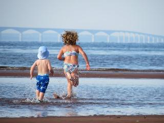 PEI Beach House By The Bay~ warm water & sunsets - Albany vacation rentals