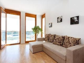 5* Beautiful Danube view+garage+WiFi+bikes - Budapest vacation rentals