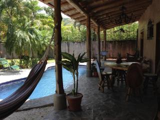 CASA CABALA. Beautiful Rustic Home Vacation Rental - Playa Hermosa vacation rentals