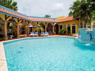 Upscale and Uphill Villa with scuba dive services - Kralendijk vacation rentals