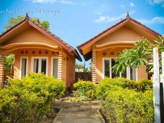 Kupu Kupu Cottages 2 on Gili Trawangan - West Nusa Tenggara vacation rentals