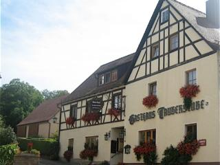 Guest Rooms in Rothenburg ob der Tauber - comfortable, bright, friendly (# 4091) - Ansbach vacation rentals