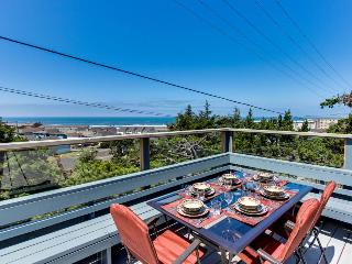 Oceanview home w/ a beautiful deck & private playground, blocks from the beach! - Newport vacation rentals