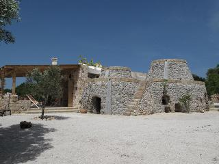 Apulia Salento ancient stone villa next to the sea - Salve vacation rentals