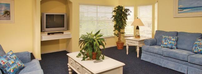 Bright & Spacious Living Room w/ Queen Sleeper Sofas - Fantastic 1 BR Fully Furnished condo in a RESORT - Kissimmee - rentals