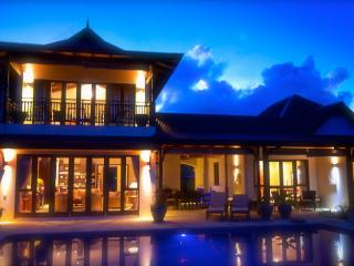 Luxury villa on a private resort in Seychelles - Anse Royale vacation rentals