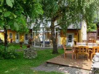 Nice Bed and Breakfast with Internet Access and Swing Set - Straupitz vacation rentals