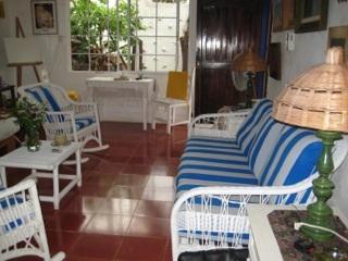 lliving area - cozy house - Tulum - rentals