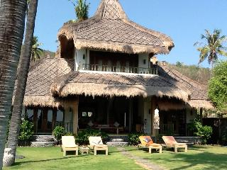 Life in Amed, Ocean Front Villa & Salt Water Pool - Amed vacation rentals