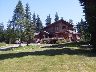 Whitefish 3BR Mountainside Retreat on 20 Acres - West Glacier vacation rentals