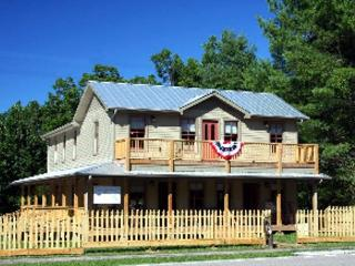 Alexander-Perrigo House, Rugby, TN-Efficiency - Rugby vacation rentals