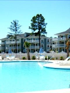 Ready for a swim? - Ready for a relaxing vacation at Condo 902? - Calabash - rentals