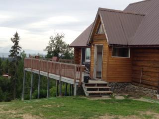 Wild Shore Escape - An Alaskan Log Cabin - Homer vacation rentals