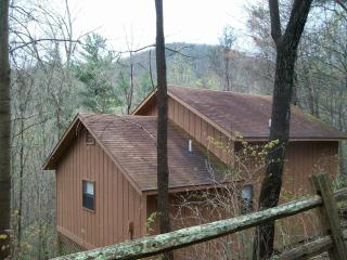 Helton Falls Lodge-Butterfly H-walk to waterfall - Blairsville vacation rentals