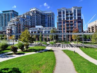 Book A 5 Star Luxury Loft Downtown Core~1BR/1.5BA/WiFi/Office/Prkg - Toronto vacation rentals